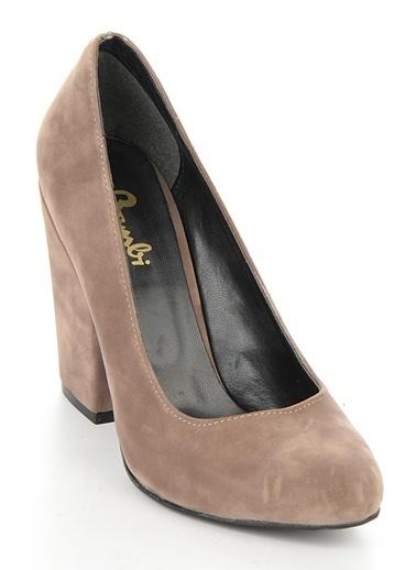 Topuklu Ayakkabı-Bambi